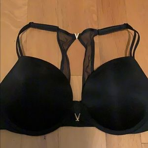 Never worn vs bra
